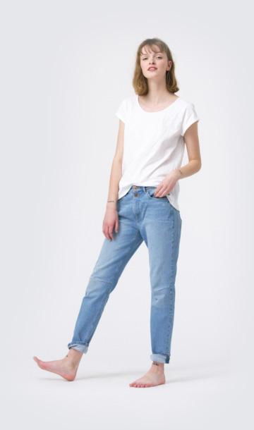 e1e19f50 Esprit jeans-pasformsguide til damer i Esprits Online-Shop